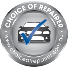 Choice of repairer