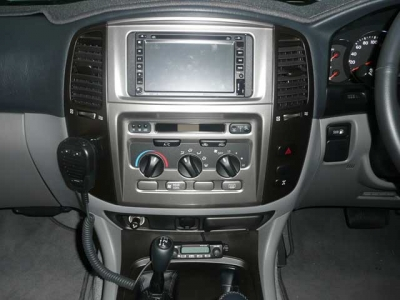 Custom Installation - Landcruiser 100 Series